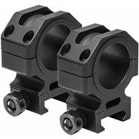 """Image of NcSTAR Vism Tactical Series VR30T11 30mm Scope Ring, 1.1"""" Height, Pair"""