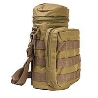 Image of NcSTAR Vism MOLLE Hydration Bottle Carrier, Tan