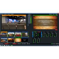 Image of vMix 4K Live Production, Streaming and Mixing Software, Electronic Download