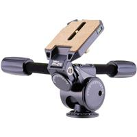 Velbon PH-275 Large Magnesium 3-Way Pan / Tilt Head with Level, Supports 18 lbs. Product image - 581