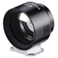 Image of Voigtlander Viewfinder M Optical Viewfinder for 40mm f/1.2 Lens, Black