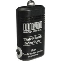 Wein TeleFlash Monitor Confirms Fireing of Remote Flashes.