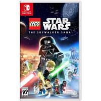 Image of Warner Lego Star Wars: The Skywalker Saga for Nintendo Switch