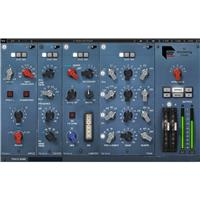 Waves Abbey Road TG Mastering Chain Plug-In for Pro Audio Processing Software, Native/SoundGrid, Download