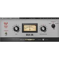 Waves CLA-2A Compressor/Limiter Plug-In, Native/SoundGrid, Download