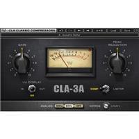 Waves CLA-3A Compressor/Limiter Plug-In, Native/SoundGrid, Download