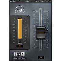 Waves NS1 Noise Suppressor Plug-In, Native/SoundGrid, Download