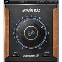 Waves OneKnob Pumper Plug-In, Native/SoundGrid, Download