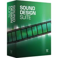 Waves Sound Design Suite Post Production Plug-Ins Bundle, TDM/Native/SoundGrid, Download