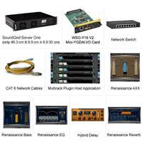 Image of Waves SoundGrid SGS1 Yamaha System