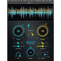 Waves Smack Attack Transient Shaper Plug-In, Native/SoundGrid, Download