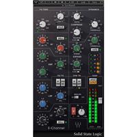 Waves SSL E-Channel Strip Plug-In, Native/SoundGrid, Download