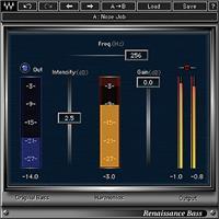 Waves Renaissance Bass Plug-In, Native/SoundGrid, Download