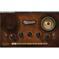 Waves Maserati DRM - Drum Slammer Plug-In, Native/SoundGrid, Download