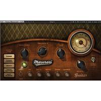 Waves Maserati Gti - Guitar Toner Plug-In, Native/SoundGrid, Download