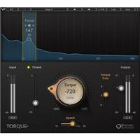 Waves Torque - Drum Pitch-Shifter Plug-In, Native/SoundGrid, Download