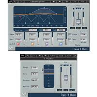 Waves Trans-X Plug-In, Native/SoundGrid, Download