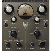 Waves V-Comp - Vintage Hardware Compressor Plug-In, Native/SoundGrid, Download