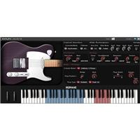 Image of Xhun Audio IronAxe Physical Modeled Virtual Electric Guitar Software, Electronic Download