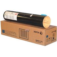 Image of Xerox Cyan Laser Toner Cartridge for WorkCentre, WorkCentre Pro and CopyCenter Series Printers, 16000 Page Yield