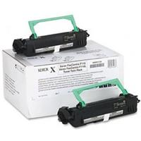 Xerox Black Toner Cartridge for FaxCentre F116 and F116L Fax Machines, 12000 Pages, 2 Pack