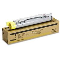 Image of Xerox 016-2007-00 Standard Capacity Yellow Toner Cartridge for Phaser 6200 Series Printer, 8000 Pages Yield