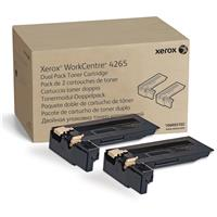 Image of Xerox Extra High Capacity Black Toner Cartridge for WorkCentre 4265 Printer, 50000 Pages Yield