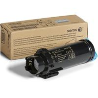 Image of Xerox Cyan Standard Capacity Laser Toner Cartridge for WorkCentre 6515 and Phaser 6510 Printer, 1000 Pages Yield