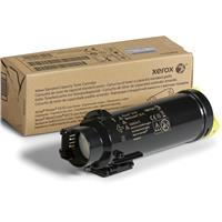 Image of Xerox Yellow Standard Capacity Laser Toner Cartridge for WorkCentre 6515 and Phaser 6510 Printer, 1000 Pages Yield