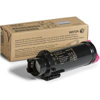 Image of Xerox Magenta High Capacity Laser Toner Cartridge for WorkCentre 6515 and Phaser 6510 Printer, 2400 Pages