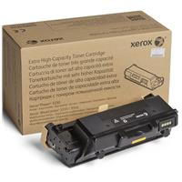 Image of Xerox Black Extra High-Capacity Toner Cartridge for Phaser 3330/WorkCentre 3335/3345 Printers, 15,000 Pages Yield