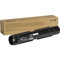 Image of Xerox High Standard Capacity Black Toner Cartridge for VersaLink C7000 Color Printer, 5300 Pages Yield