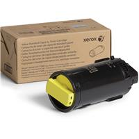 Compare Prices Of  Xerox Yellow Standard Capacity Laser Toner Cartridge for VersaLink C500/C505 Printer, 2400 Pages Yield