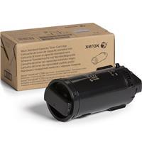 Image of Xerox Black Standard Capacity Laser Toner Cartridge for VersaLink C500/C505 Printer, 2400 Pages Yield