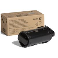 Image of Xerox Black High Capacity Laser Toner Cartridge for VersaLink C600/C605 Printer, 10100 Pages Yield