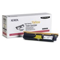 Image of Xerox 113R00694 High Capacity Yellow Toner Cartridge for Phaser 6120 Series Printers, 4500 Pages Yield