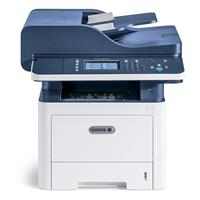 Image of Xerox WorkCentre 3345/DNI Wireless Monochrome All-in-One Laser Printer, 42ppm, 1200x1200 dpi, 300 Sheet Standard Capacity, 50 Sheet Reversing Automatic Document Feeder, WiFi - Print, Copy, Scan, Fax