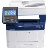 Image of Xerox WorkCentre 3655i B&W Laser Multifunction Printer, 47ppm, 700 Sheets Capacity, - Email, Print, Scan, Copy