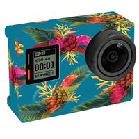 Compare Prices Of  XSories XSkin HD4 Reusable Decal Sticker for GoPro HERO4 Cameras, Tropical Floral