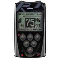 Image of XP Metal Detectors XP DEUS LCD Remote Control Display with Audio Speaker