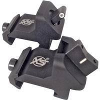 Compare Prices Of  XS Sights AR-15/M-16 XTI Xpress Threat Interdiction Offset Sight Set, Standard Tritium F/S