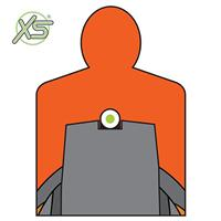 Image of XS Sights Standard Dot Tritium Pin on Front Sight for Ruger LCR .38 & .357 Revolver