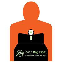 Compare Prices Of  XS Sights DXW Standard Dot Sight for Ruger 1911 Target, Tritium Front, White Stripe Rear, Adjustable Rear Sight