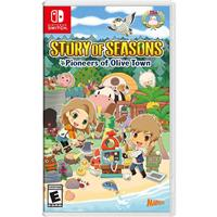 Compare Prices Of  XSEED Story of Season: Pioneers of Olive Town NSW for Nintendo Switch