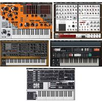 Image of XILS Labs Synthesizer Software Plug-In Bundle, Electronic Download