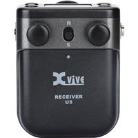 Image of XVIVE U5R Dual-Channel Digital Wireless Receiver for Cameras, 2400-2483.5MHz