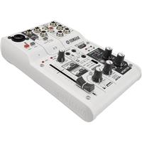 Image of Yamaha AG03 Multi-purpose 3-Channel Mixer and USB Audio Interface for IOS, Mac, PC