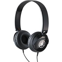 Image of Yamaha HPH-50 Compact Entry-Level Stereo Headphones, Black