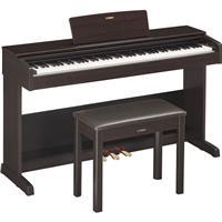 Image of Yamaha Arius YDP-103 Digital Home Piano with Bench, Dark Rosewood