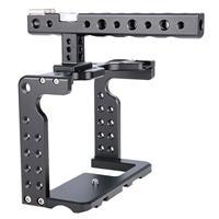 Image of YELANGU C7 Handle Video Camera Cage Stabilizer for Panasonic DMC-GH5